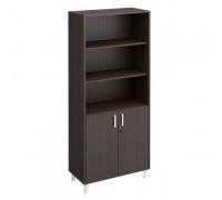 Шкаф для документов двери ДСП с замком + ниши Борн В 430-821-1