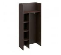 Шкаф для одежды без щитов горизонтальных и дверей Борн В 701